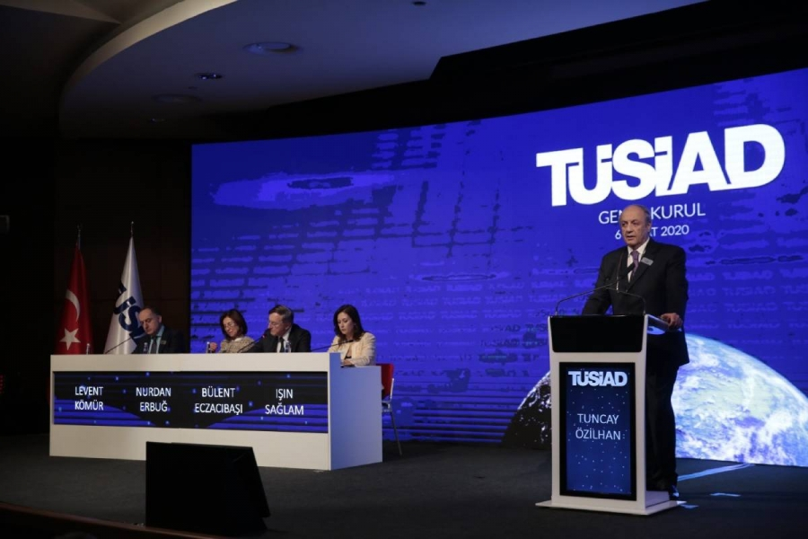 General Assembly Meeting of TÜSİAD