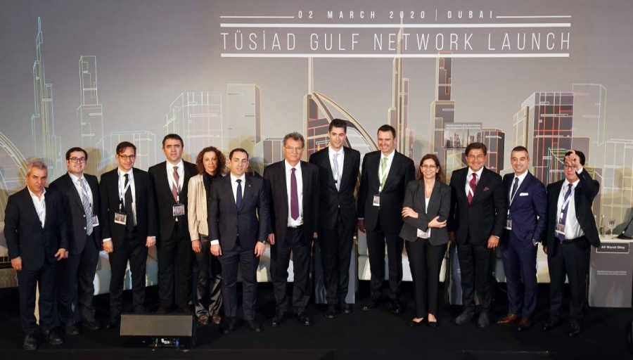 TUSIAD launched its Gulf Network based in Dubai