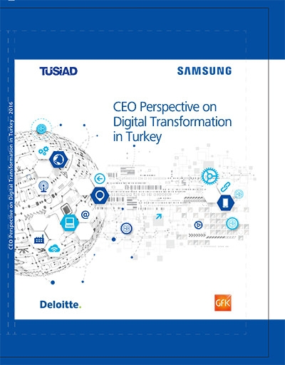 CEO Perspective on Digital Transformation in Turkey