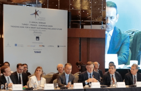 INSTITUT DU BOSPHORE'S 10th ANNUAL SEMINAR IN ISTANBUL