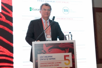 "The 5th Edition of TÜSİAD's ""Understanding & Doing Business With China"" Conference"