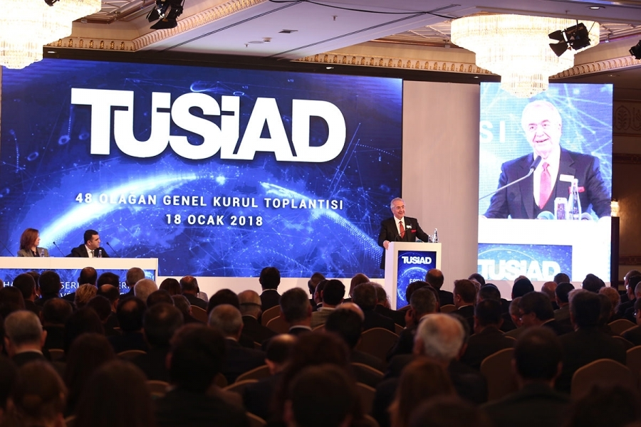48th General Assembly Meeting of TÜSİAD